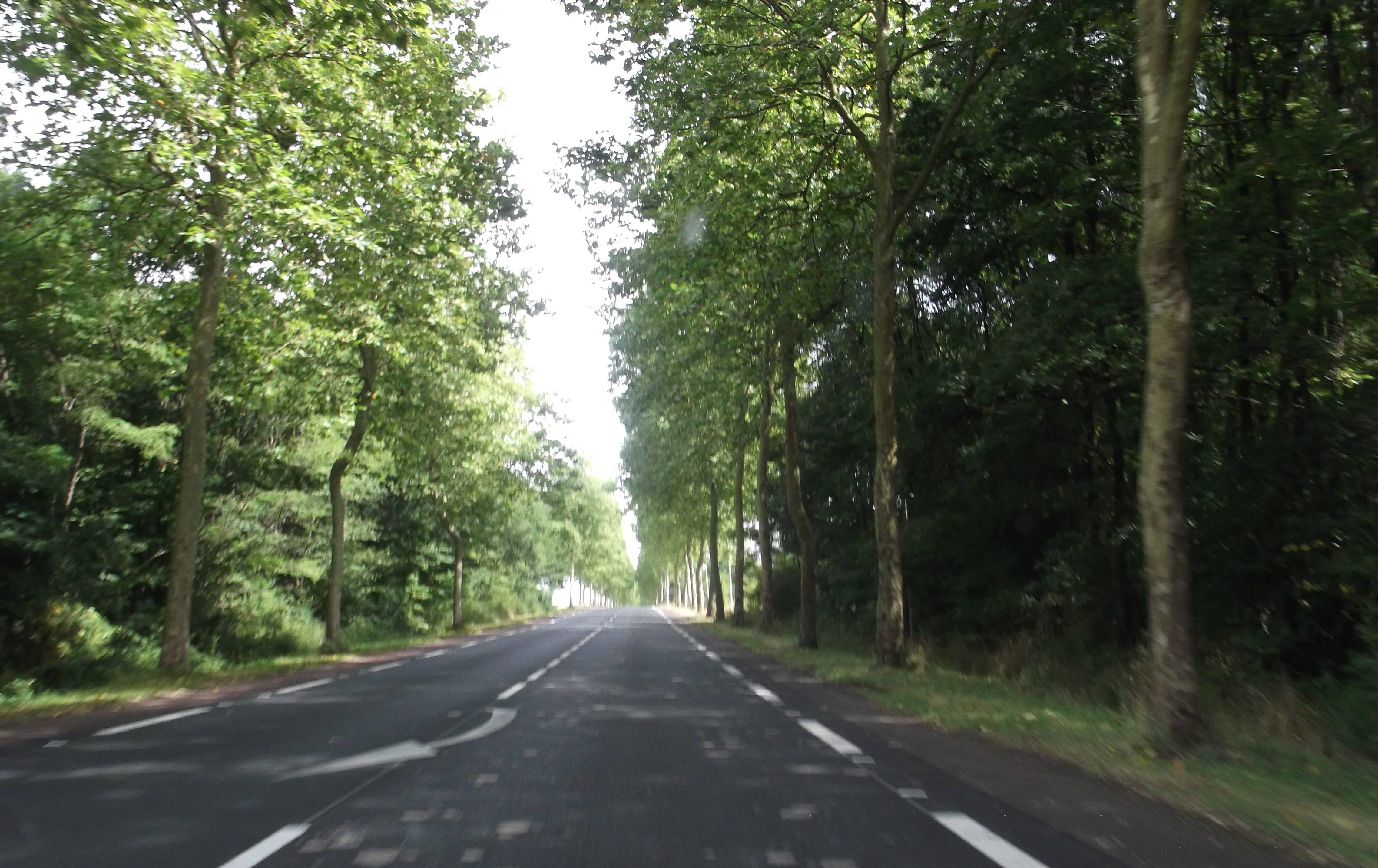 Onzain, Driving to the Loire Valley